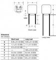 P= 5A/35A-250V F RM5.08 COOPER Bussmann
